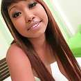 Cute Thai amateur girl naked at the hotel - image