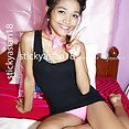 Cute Thai teen gets naked for the camera - image