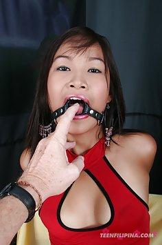 With the ring she cant refuse your cock