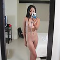 Asian girls do the best nude selfies - image